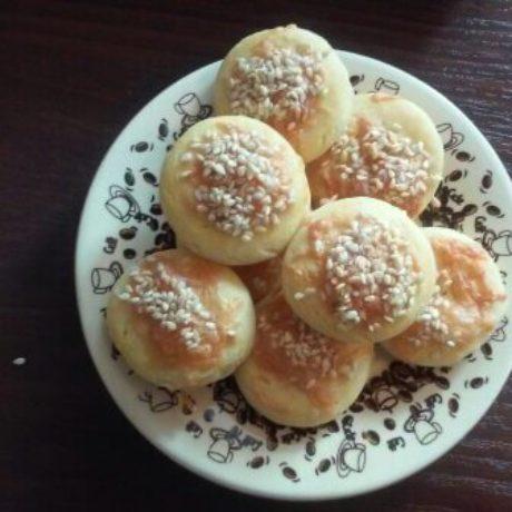 Gluténmentes burgonyás pogácsa