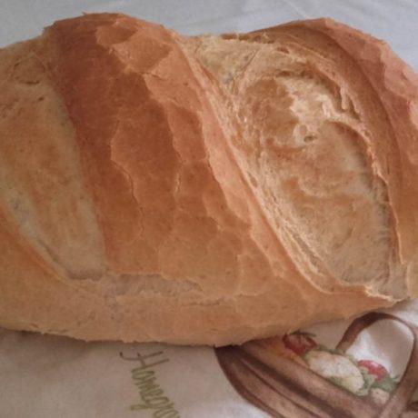 Tönkölykorpás, grahamlisztes kenyér