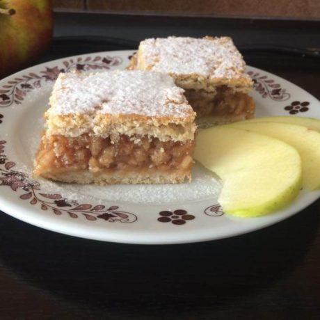 Almás pite gluténmentesen