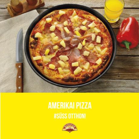 Amerikai pizza (2db)