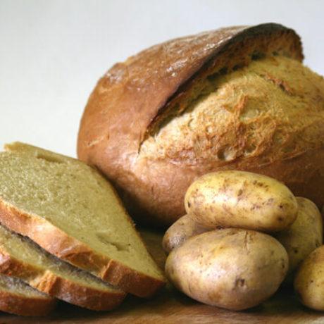 Burgonyás kenyér (barhesz)