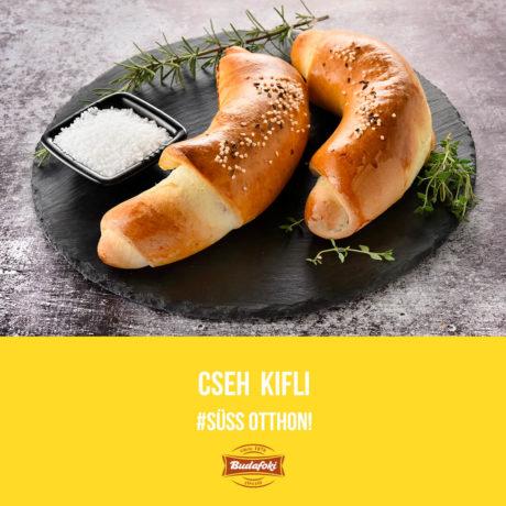 Cseh kifli