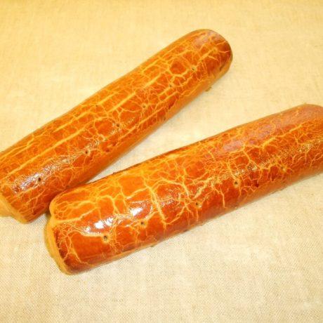 Bejgli (zserbós, csokis-marcipános)