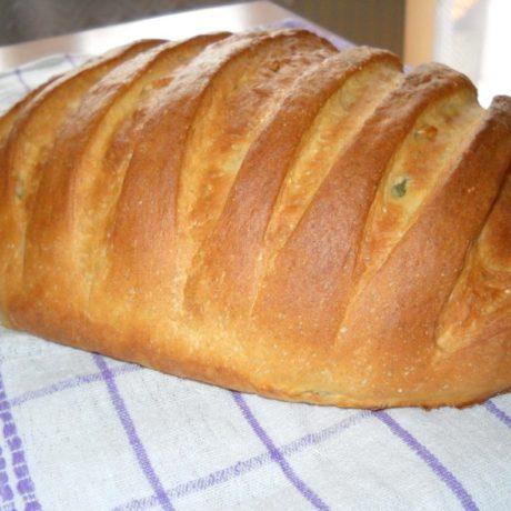 Teljes kiőrlésű, szénhidrát csökkentett tönköly kenyér