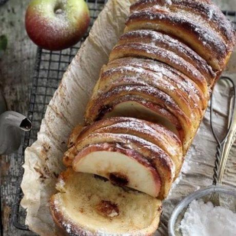 Almás gyűrűkalács