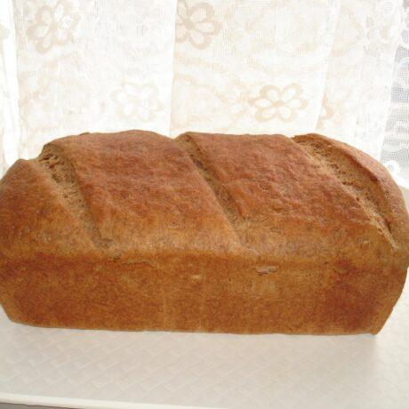 Teljes kiőrlésű tönkölybúza kenyér