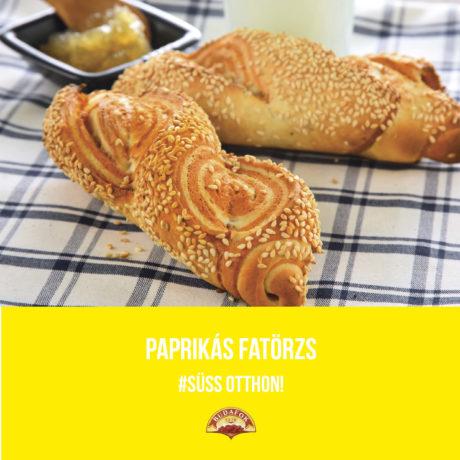 Paprikás fatörzs