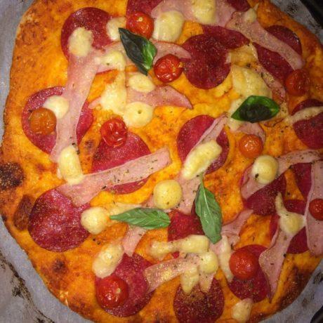 Villámgyors pizza