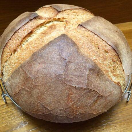 Rozskovászos kenyér