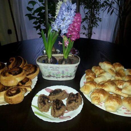 Kakaós csiga kelt tésztából (Limarától)