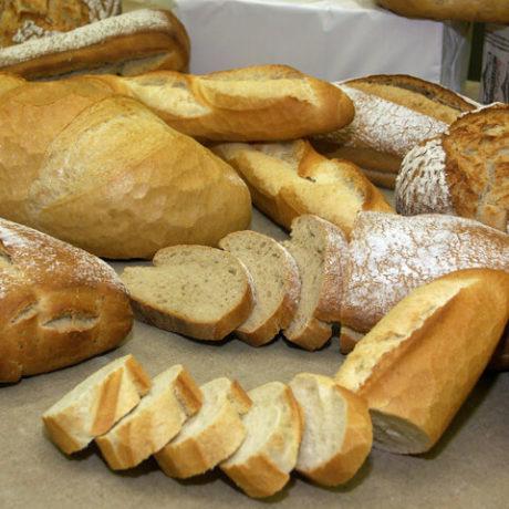 Sütőben sült kenyér