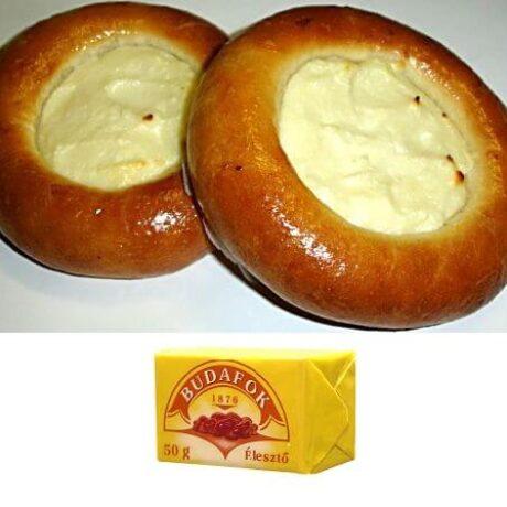 Vatruska – orosz, ukrán túrós desszert