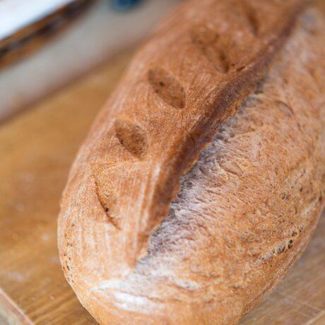 Szőlőmagos-vörösboros kenyér