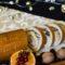 Gesztenyés, szilvás-narancsos kalács